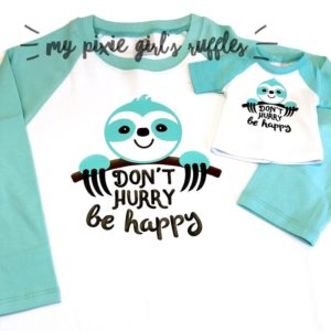 don't hurry sloth tee by Mypixiegirlsruffles